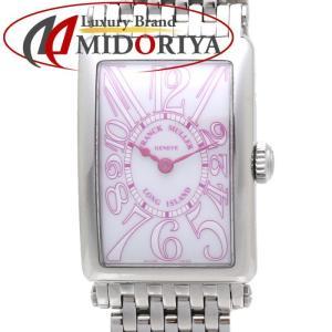 フランクミュラー FRANCK MULLER ロングアイランド MOMO 日本限定500本 902QZ JA レディース /35531 【中古】腕時計|phasemidoriya78