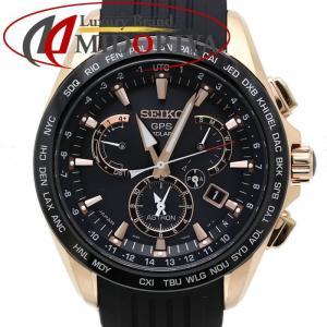 セイコー SEIKO アストロン SBXB055 8X53-0AC0-2 GPSソーラー電波 メンズ /35550 【中古】腕時計 phasemidoriya78