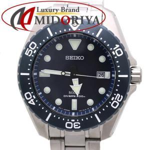 セイコー SEIKO プロスペックス PROSPEX ダイバースキューバ ソーラー 200m SBDJ011 メンズ /35564 【未使用】腕時計|phasemidoriya78