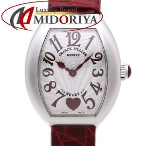 フランクミュラー ハート トゥ ハート 5002SQZC6H FRANCK MULLER レディース /35580 【中古】腕時計|phasemidoriya78