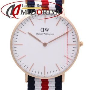 Daniel Wellington ダニエル ウェリントン メンズ レディース 36mm クラシックカンタベリー Classic Canterbury DW00100030 /35582 【未使用】腕時計|phasemidoriya78