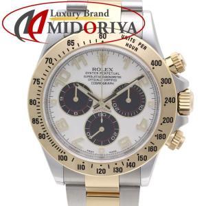 ロレックス ROLEX コスモグラフデイトナ 116523 ランダム番 ホワイト文字盤 メンズ /35592 【中古】 腕時計|phasemidoriya78