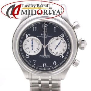 ボールウォッチ Ball Watch トレインマスター キャノンボール2 CM1052D-S1J-BK メンズ 自動巻き /35597 【中古】 腕時計|phasemidoriya78