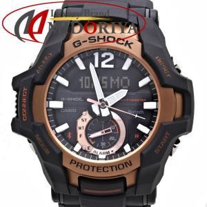 カシオ Gショック CASIO G-SHOCK グラビティマスター ブラック Bluetooth GR-B100-1A4JF メンズ モバイルリンク タフソーラー /35599 【中古】 腕時計|phasemidoriya78