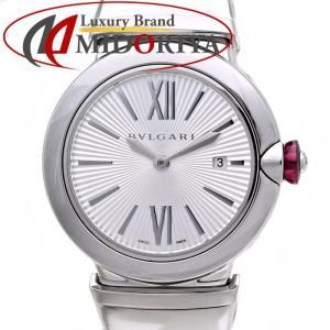 ブルガリ BVLGARI ルチェア クォーツ LU28S LU28C6SSD レディース /35729 【中古】 腕時計 phasemidoriya78