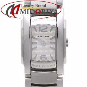 ブルガリ BVLGARI アショーマD AA26C6SS クォーツ レディース /35754【中古】 腕時計 phasemidoriya78