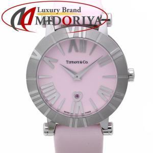 ティファニー TIFFANY&Co. アトラス Z1301.11.11A31A41A レディース ピンクサテン /35808 【未使用】 腕時計 phasemidoriya78