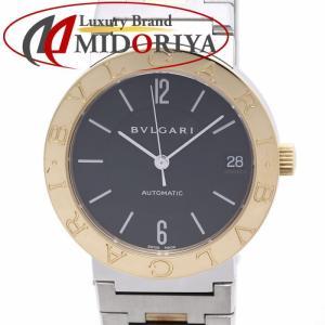 ブルガリ BB33SG ブルガリブルガリ SS/YGコンビ メンズ 自動巻き /35818【中古】 腕時計 phasemidoriya78