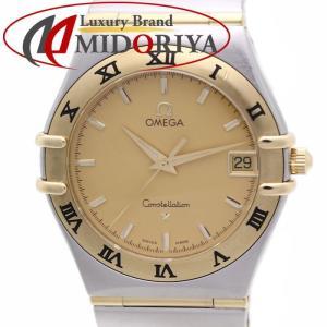 OMEGA オメガ コンステレーション 1212.10 YG/SSコンビ メンズ クォーツ /35833【中古】 腕時計|phasemidoriya78