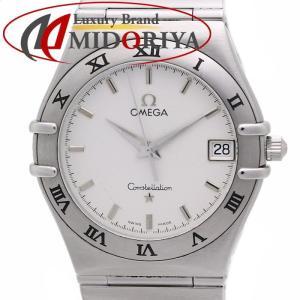 OMEGA オメガ コンステレーション クオーツ メンズ ステンレス ホワイト 1512.30 /35837【中古】 腕時計|phasemidoriya78