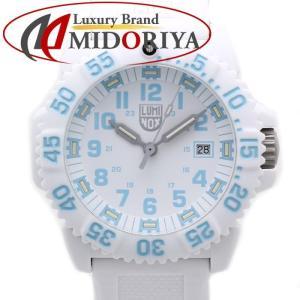LUMINOX ルミノックス 3057.BL 150本限定モデル 3057ホワイトアウト ネイビーシールズ メンズ /35838【中古】 腕時計|phasemidoriya78