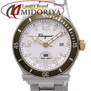 サルヴァトーレ フェラガモ ferragamo フェラガモ1898 メンズ FF3150014 /35839【中古】 腕時計|phasemidoriya78