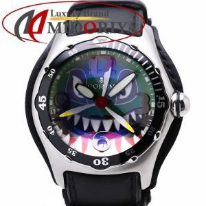CORUM コルム バブル ダイブ ボンバーシャーク 2004年限定モデル 082.180.20 自動巻き メンズ /35858【中古】 腕時計|phasemidoriya78