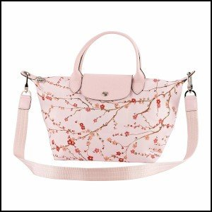 9a610f0c51a9 ロンシャン プリアージュネオ LE PLIAGE NEO FANTAISIE SAKURA TOP HANDLE BAG ショルダーバッグ PINKY  1512 634 A26