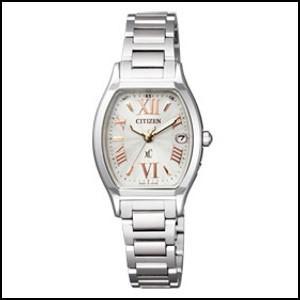 ES8150-56A CITIZEN シチズン XC クロスシー レディース腕時計 ソーラー 電波時計 ティタニアライン ミニソル エコドライブ 北川景子さん 正規品