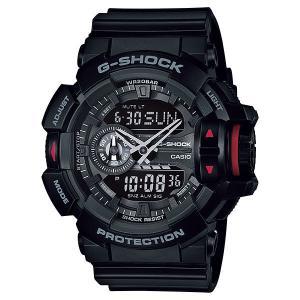 カシオ G-ショック メンズ デジアナ 腕時計 GA-400-1BJF