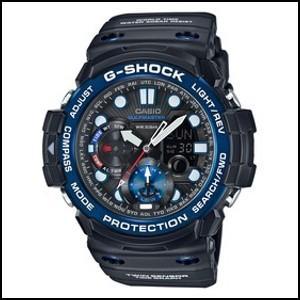 カシオ G-ショック ガルフマスター メンズ デジアナ 腕時計 GN-1000B-1AJF