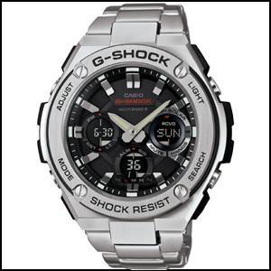 【 G-SHOCK G-STEEL 】  タフネスを追求し進化を続けるG-SHOCKから、新たに「レ...