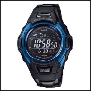 カシオ G-ショック メンズ ウォッチ タフソーラー 電波時計 20気圧防水 ブルー MTG-M900BD-2JF