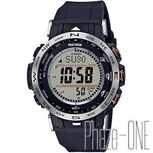 カシオ PROTREK Climber Line ソーラー 電波 メンズ 腕時計 PRW-30-1A...