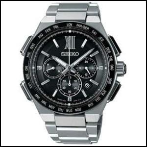 セイコー ブライツ フライトエキスパート クロノグラフ ソーラー 電波 メンズ腕時計 SAGA209