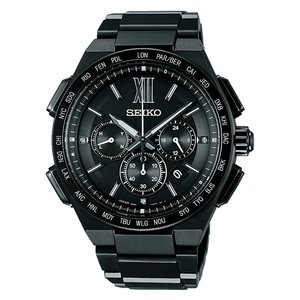 セイコー ブライツ フライトエキスパート クロノグラフ ソーラー 電波 メンズ腕時計 SAGA211