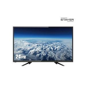 ステイヤー 地上デジタルフルハイビジョン 24V型 LED液晶テレビ ST-TVNA24