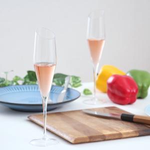 【正規品】シャンパン用グラス ペアセット LEHMANN レーマン オブリーク(エフェルヴェンセンテス)ギフトボックス2脚入り|phezzan