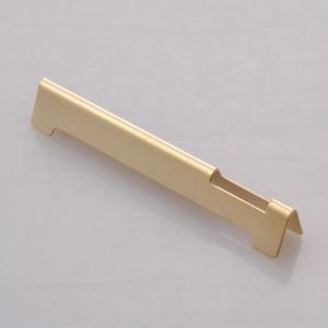 ルーフ型 ステンレスナイフ&フォーク箸レスト ゴールド|phezzan