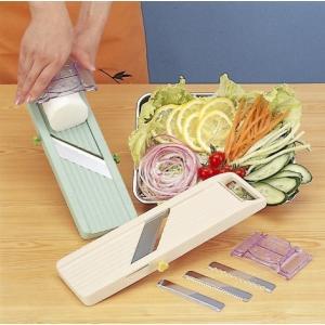 世界中のプロが愛用 日本製 万能野菜調理器 ベンリナー CBV04/CBV02 化粧箱入り|phezzan