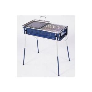 鉄板の塗装、アミのメッキは食品衛生法適合です。鉄板、アミを外さずに炭の足し増しがラクラクできる便利も...