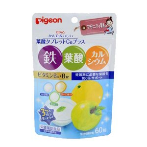 手軽に栄養素をとれる、タブレットタイプのサプリメントです。妊娠期に不足しがちな鉄、カルシウム配合。錠...