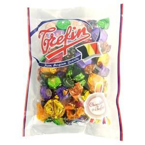「非常に素晴らしい」を意味するトレファン。おいしさいろいろチョコレートとタフィのミックスです。パーテ...