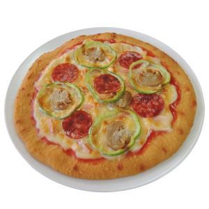 【送料無料&500円クーポン発行中!】日本職人が作る  食品サンプル ピザ IP-170|phoenix-zakka