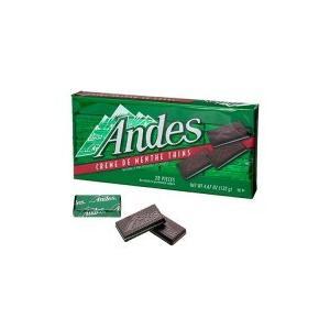 ミルクチョコレートの間にさわやかなミントチョコをサンドしました。一粒一粒大切に包まれているので、いつ...