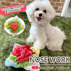 犬 ノーズワーク ノーズワークマット おもちゃ 動く ボール 鳴く /ノーズワークマット|phoenix-zakka