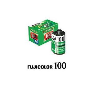 フジカラー FUJICOLOR 100 24EX