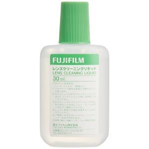 富士フイルム レンズクリーニングリキッド 30ml (メール便送料無料 代引き不可) FUJIFILM LENS CLEANING LIQUID|photo-station
