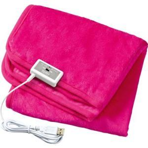 (在庫有り)ラドンナ/LADONNA Toffy USBブランケット TF67-BLK-CPK(チェリーピンク)|photo-station