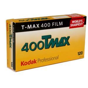 コダック  プロフェッショナル T-MAX400-120-5P (2017年 2月期限品)(モノクロフィルム)(ブローニー)|photo-station