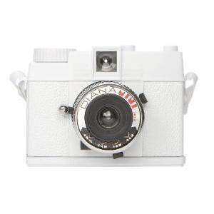 Lomo Diana mini White/ダイアナ ミニ ホワイト (トイカメラ)/Lomography|photo-station