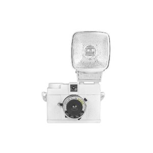 Lomo Diana Mini Flash Package White /ダイアナ ミニ (トイカメラ)|photo-station