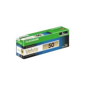 富士フイルム フジクローム Velvia 50 135 VELVIA50 NP 36EX 5本パック (ベルビア50 リバーサルフィルム)|photo-station