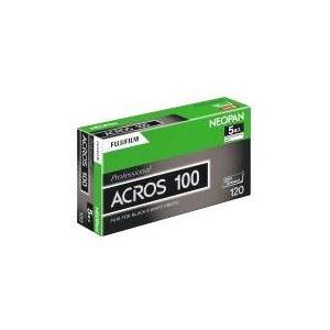 フジ ネオパン 100 ACROS EP NP 120-5P (ブローニー) (白黒フィルム)(モノクロフィルム)|photo-station