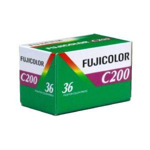 FUJICOLOR  C200 35mm 36枚撮り 外版 1P (フジカラー C200 2020年2月以降期限)|photo-station