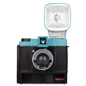 Lomo Diana F+ Instant Camera スタンダードブルー (トイカメラ)/Lomography|photo-station