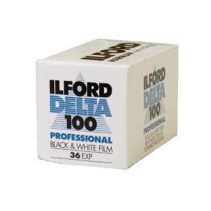 期限切れ品 2018年1月期限 ILFORD  DELTA 100 PROFESSIONAL 135-36EX 【イルフォード モノクロフィルム】|photo-station