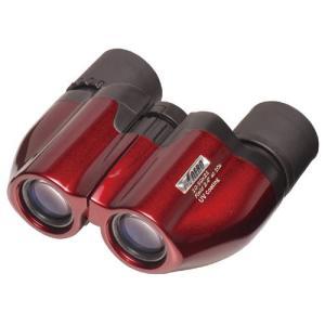 ケンコー 双眼鏡 New AERO 10〜50×21 (Wine Red) [ ニューエアロ ズーム双眼鏡 ] photo-station