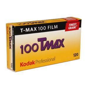 コダック  プロフェッショナル T-MAX100-120-5P (白黒フィルム)(モノクロフィルム)(ブローニー)|photo-station