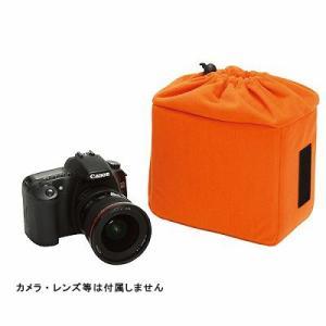 エツミ モジュールクッションボックスA オレンジ E-6160|photo-station